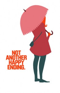 iPod and phone skin for Not Another Happy Ending by Karolin Schnoor