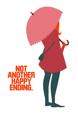 illustration for Not Another Happy Ending by Karolin Schnoor